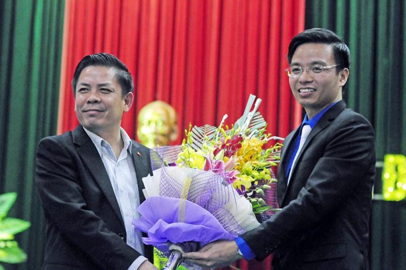 Bộ trưởng Nguyễn Văn Thể: Thanh niên ngành GTVT phải có bản sắc riêng