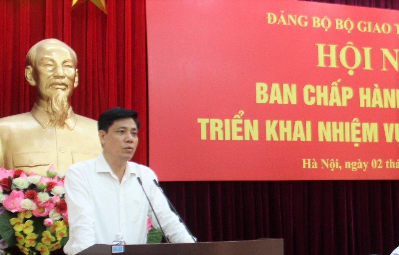 Đảng bộ Bộ GTVT yêu cầu quan tâm đời sống, việc làm người lao động cuối năm